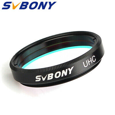 SVBONY 1.25 Inch UHC Deep Sky Filters Ultra High Contrast for Telescope Eyepiece