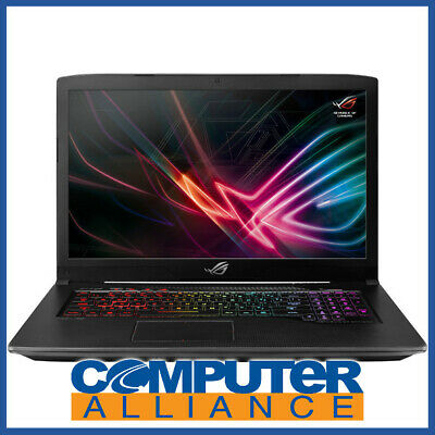 """ASUS ROG GL703GS-E5011T 17.3"""" Core i7 Notebook Win 10 Home"""