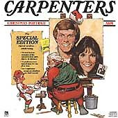 THE Carpenters Christmas Portrait CD 1984 A&M  LIKE NEW CD