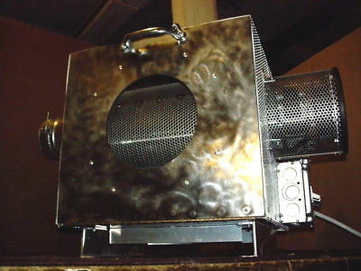 2 lb Capacity Electric Indoor Coffee Roaster BUILD-A-ROASTER for Coffee Roasting