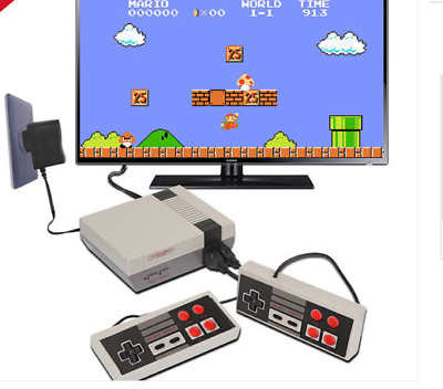 Retro Handheld 2/4 Keys Games Console Built-in 620 Classic Games for NES EU/US