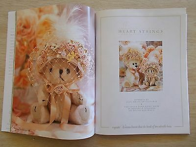 Inspirations #21~Embroidery Projects~Chatelaine~Bears~Sewing Basket~Blanket...