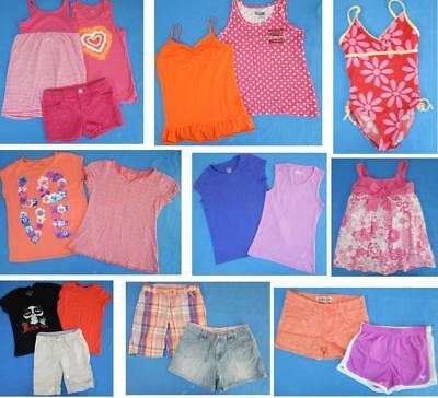 NICE CLEAN LOT 18PC GIRLS CLOTHES SZ 10-12 Justice Place Gap Cheorkee Gap+~2S59