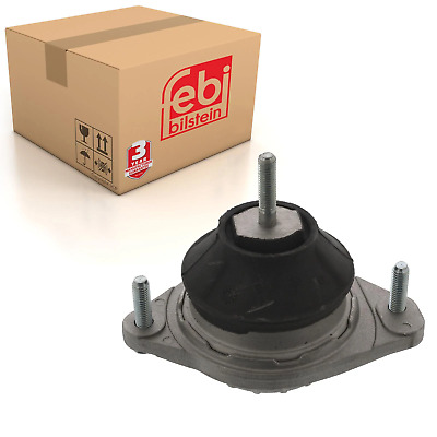 Left Engine Mounting Fits Audi quattro Cabriolet 8G Coupe 8B Febi 11484