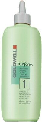 Goldwell Topform 1 Well Lotion für normales Haar 500 ml