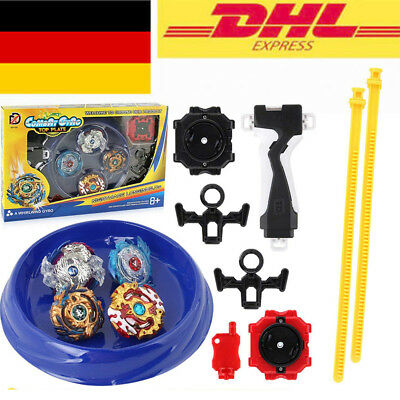 Für Beyblade Metall Fusion Arena Set Bayblade Metal Mester Fight Toy DE