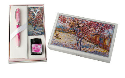 Visconti Van Gogh Souvenir de Mauve Fountain Pen Gift Set - LIMITED EDITION