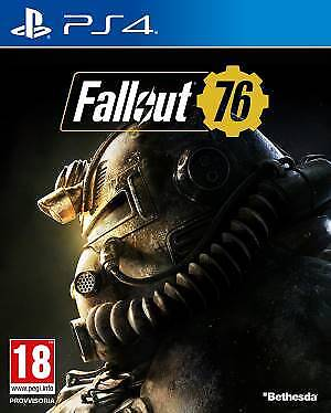 PS4 Fallout 76 *