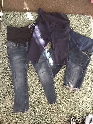 💜Size 16 Maternity Jeans Bundle 💜
