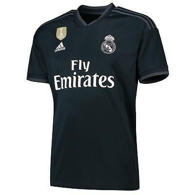 Mens S Real Madrid Away Shirt 2018-19 with Isco 22 *no badges* RM13