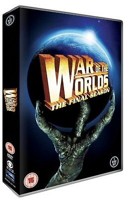 War Of the Worlds: The Final Season (2 Two) - DVD Box Set - BRAND NEW & SEALED