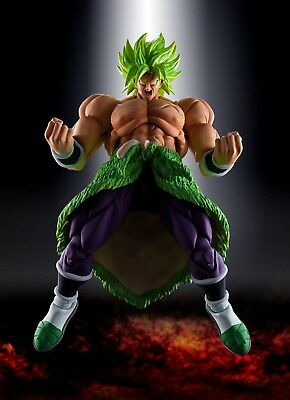 Dragon Ball Super Broly Full Power S.h. Figuarts New. Pre-Order