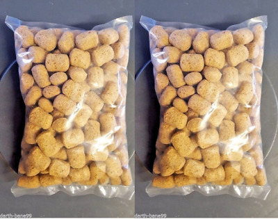 """ZUPREEM DRY PRIMATE MONKEY BISCUITS 2 x 1-lb bags """"Monkey Chow"""""""