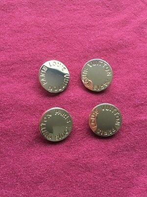 Louis Vuitton Buttons - Listing for 4 Buttons
