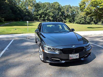 2013 BMW 3-Series  2013 BMW 335i -- FULLY loaded - look at options listed.