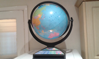 large world globe. Collection only.NO COLLECTION FROM DEC 22ND TO JAN 4TH 2019