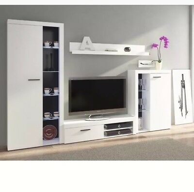 SALE ! NEW Modern living room furniture set * wall unit TV stand