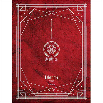 UP10TION [LABERINTO] 7th Mini Album CLUE Ver. Sealed CD+Booklet+PhotoCard K-POP
