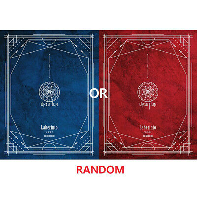 UP10TION [LABERINTO] 7th Mini Album RANDOM VER. Sealed CD+Booklet+2p Card K-POP