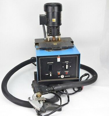 Slautterback SS96 CRL /SS10G Hot Melt Pump Glue Gun Dispenser Insulated Glass