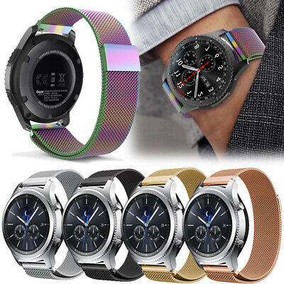 Replacement Watch Band Wristband Strap Bracelet for Samsung Galaxy Watch 42/46MM