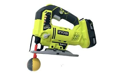 Percussion Massage Therapy Attachment Tip for Ryobi 18v Orbital Jigsaw