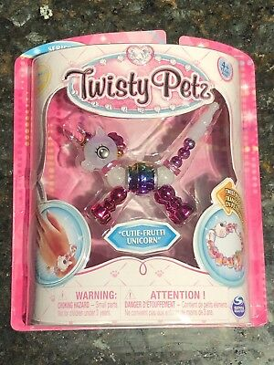 Twist From Pet To Bracelet Cute Htf Toys & Hobbies Lower Price with Twisty Petz *mauvelous Monkey* Series 1 Action Figures