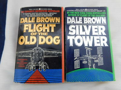 Dale Brown Book Lots Paperback Adventure Mystery Suspence