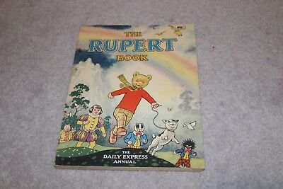 1948 RUPERT ANNUAL VG++ Condition