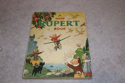 1945 RUPERT ANNUAL VG Condition