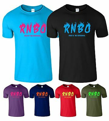RNBO Kids T-Shirt Youtuber Vlog Boys Girls Youtube  Gaming Christmas Xmas TShirt