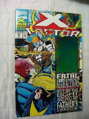 X-Factor 92 In Fine Condition..…
