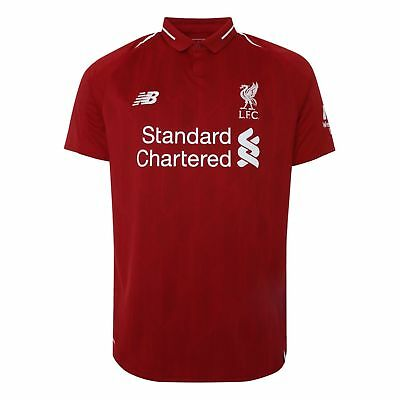 2018/19 | Adults | Liverpool FC Home Shirt | All Player Names & Customs