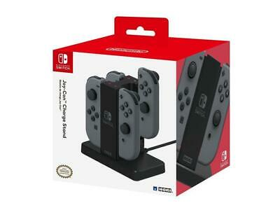 Nintendo Switch Joy-Con Charge Stand 4-Controllers Charging Dock Desktop Charger