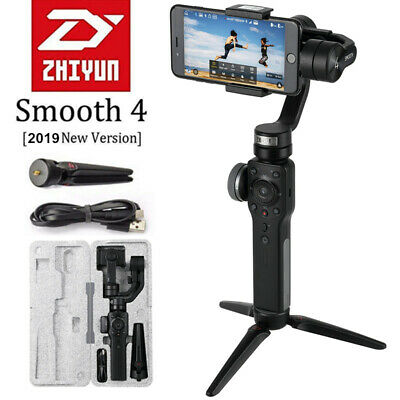 Feiyu G6 Plus 3-Axis 360° Handheld Gimbal Stabilizer pour iOS Android WiFi GoPro