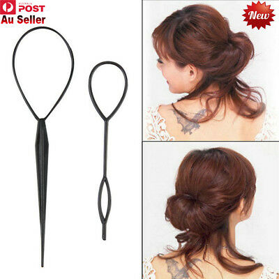 Magic Hair Styling Tail Maker Tools Topsy Ponytail Back Braid Maker Styler