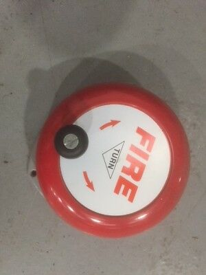 Hand Operated Rotary Fire Alarm Bell