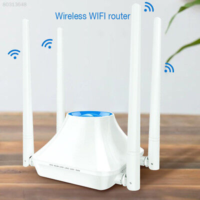 0043 Wireless Router AC300M 2.4G Laptop LAN Computer WAN Wi-Fi Repeater