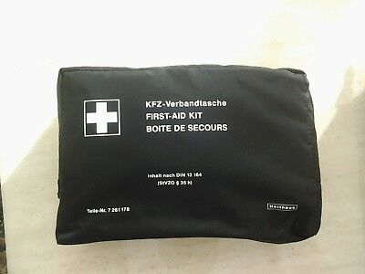 Bmw First Aid Kit Brand New Sealed 1 2 3 4 5 6 7 Series 320 330 520