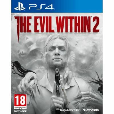PS4 THE EVIL WITHIN 2 Version Française VF  PAL ++ 100% NEUF ++  PLAYSTATION 4
