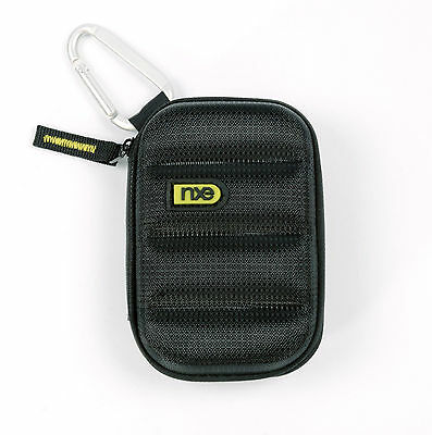 NXE Blackcomb Small Rugged EVA Carry Case for Point & Shoot Cameras EXPHCCBCM1B