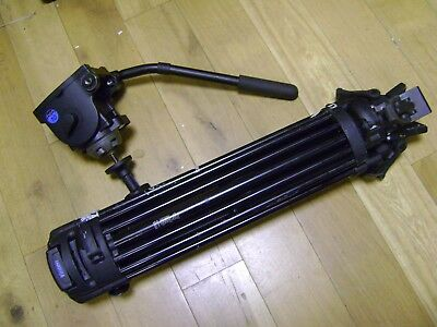 Vinten protouch Pro10 head with Vinten PT525 Tripod - NO RESERVE AUCTION