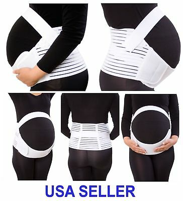 NWT Maternity Support Belt Pregnancy Belly Back Brace (FDA Approved) COMFORTABLE