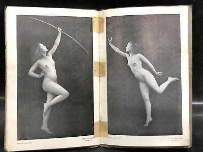 lot 2 Albert Arthur Allen female nude photography books Pin Up ALO Studies