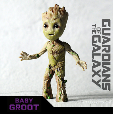 Guardians of the Galaxy Marvel Legends Groot Action figure Original Exclusive