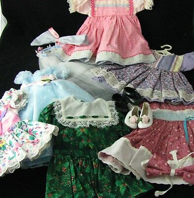Lot of 7 Outfits for American Girl Dolls