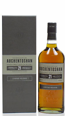 Auchentoshan - Lowland Limited Release - 1987 21 year old  Whisky