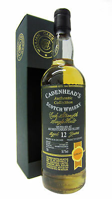 Auchentoshan - Authentic Collection - 1999 12 year old  Whisky