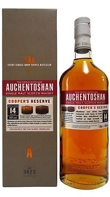 Auchentoshan - Coopers Reserve 14 year old  Whisky