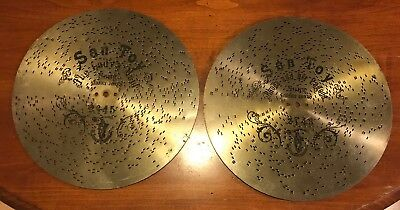 "2- Music Box Polyphon Discs 11 "" San Toy (Lady's Maid)2645 & San Toy #2743"